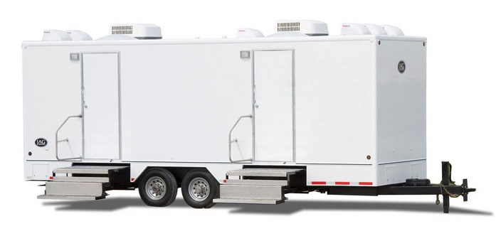 Daily, Weekly & Monthly (Long Term) Restroom/Shower Trailer Rentals in Florida