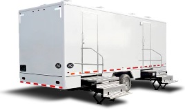 Temporary Shower Trailer Rentals in Florida