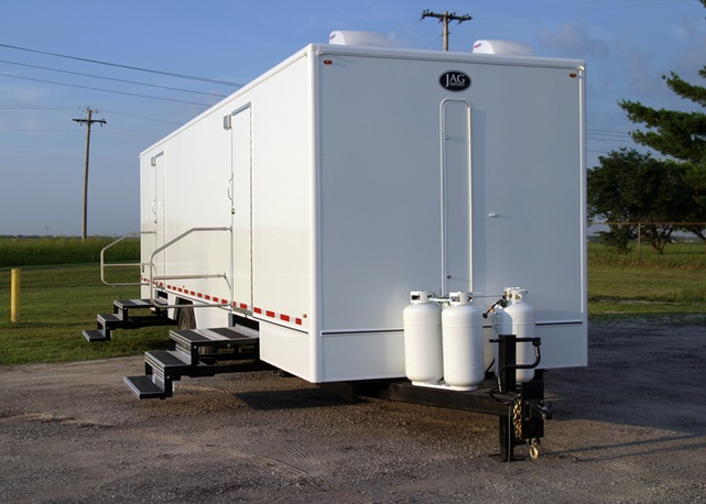 Sunshine State Shower Trailer Rentals in Florida